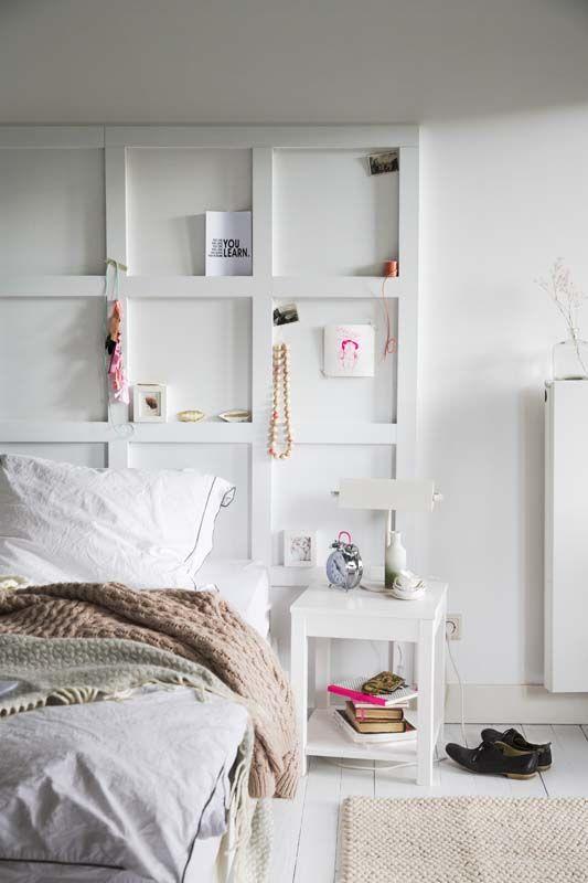 Brocante slaapkamer lampen : het inrichten van de slaapkamer Van de ...